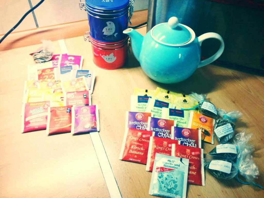 Teesammlung