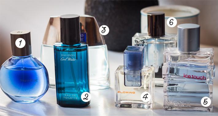 Parfüm Herren